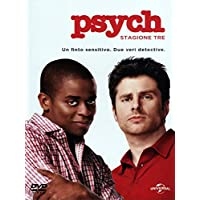 Psych - Stagione 3