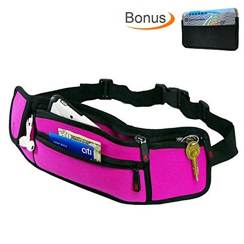 Casepax es-610V2Behälter 15,2cm Smartphone Umweltfreundliche Taille Tasche rosa rose