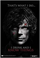 Official Merchandise Game of Thrones Tyrion Lannister Maxi Poster