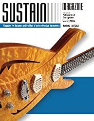 Sustain 4: Magazine for luthiers and designers of musical instruments