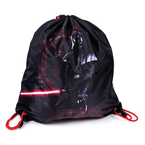 P A S o niños Turn Bolsa/Bolsa De Deporte 36x 32cm-Acabado a Elegir, Color Star Wars 2, tamaño 36 x 32 CM