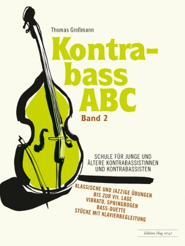 Kontrabass ABC Vol 2