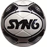 Sports Match Football SS6000 - Size 5, Soccer Ball Made From 1.25mm Korean PU Patented Micro Fibre Technology , Exclusive Multiplex Tech Exclusive Hi Tech Speed Tech Super Bladder , 440 Gms (Size 5)