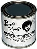 Brand New Bob Ross Oil Paint 236ml/Pkg-Liquid White