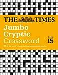 The Times Jumbo Cryptic Crossword, Bo...