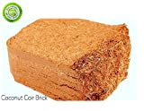 #6: Cocopeat Block - 5kg,Expands up to 80 litres of Coco Peat Powder Coco for Garden