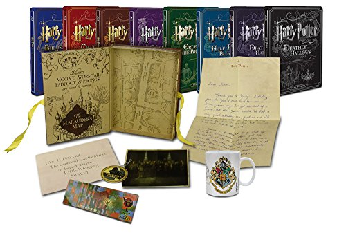 Geek Mix Harry Potter: Una raccolta di prodotti magici a prezzo speciale per un periodo limitato!