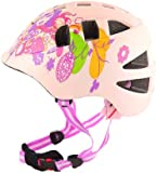 AWE® Pink CoolTM 15 Vents Kidz Double In-Mould Cycle Bike Helmet CE EN1078 TUV Approvals