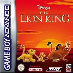 The Lion King 1.5 Hakuna Matata (GBA)