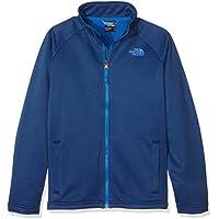 North Face Y CANYONLANDS FULL ZIP JACKET - Chaqueta, color azul, talla L