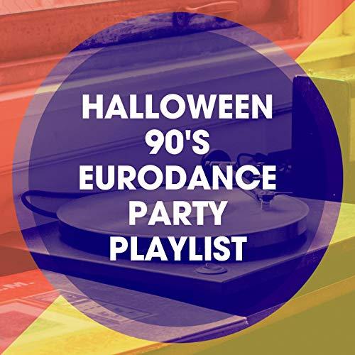 Halloween 90's Eurodance Party Playlist