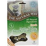 Natural Way Lamb Dog Biscuits, Small Bone Natural Treats 300 g (Pack of 5) 8
