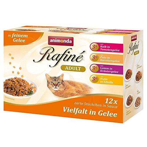 Animonda Rafine Soupe Multipack | 48x 100g Katzenfutter