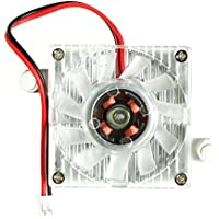 Jiamins - Ventilador de Repuesto para Tarjetas Gráficas, Ventilador de Refrigeración DE 40 mm,