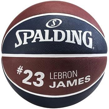 Spalding NBA Player Lebron James Sz.5 (83-405Z) Balón de ...