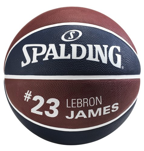Spalding Nba Player Lebron James - Serie NBA Giocatore
