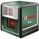 Bosch laser lignes en croix quigo 3 port e 10 m avec pince de fixation mm2 06 - Niveau laser bosch quigo ...