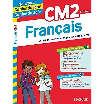 Cahier du jour/Cahier du soir Français CM2