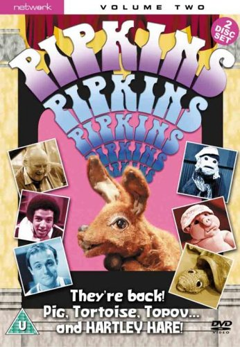 Pipkins - Vol. 2 [DVD]