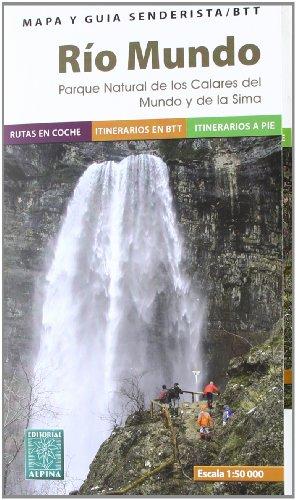 RÍO MUNDO (Mapa Y Guia Excursionista)