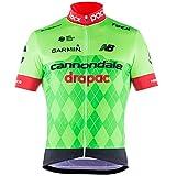 Wulibike Männer Cycling Team Jeasey Short Sleeve Bike Bekleidung Außen Sportful Top für Lauf
