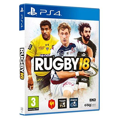 Rugb 18 pour PS4