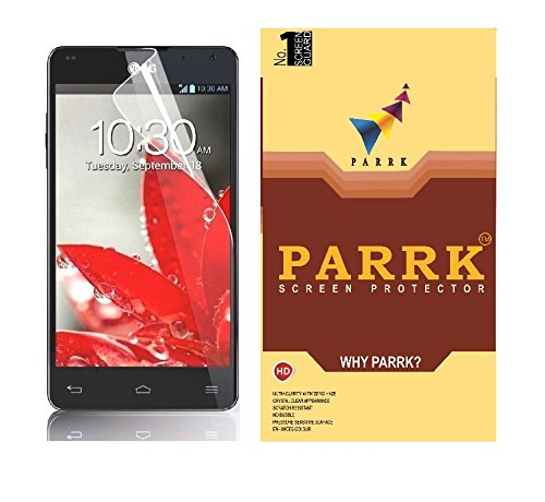 PARRK Matte Screen Guard For LG Optimus L4 II Dual E445  available at amazon for Rs.179