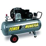 Power Monster 425200 Compresseur 150 L 3 hp mono