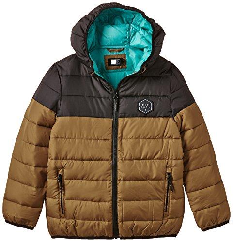 rip-curl-puffer-two-jacket-chaqueta-para-ninos-color-marron-rubber-talla-12