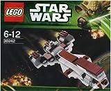 LEGO Star Wars: Mini Repubblica Frigate Set 30242 (Insaccato)