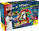 Lisciani Giochi - 77335 Gioco per Bambini Scuola di Magia Il Primo Spettacolo