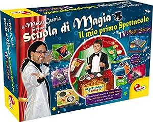 Lisciani Giochi - 77335 Juego para niños Escuela de Magia El Primer espectáculo