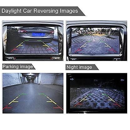 HD-Rckfahrkamera-im-Nummernschild-Rckfahrkamera-wasserdicht-Nachtsicht-fr-Mitsubishi-Pajero-Montero-Shogun-V80-mk4