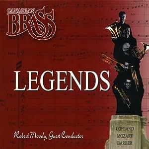 Canadian Brass: Legends - Legenden