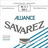 Cuerdas de Savarez 541J cuerdas para guitarra clásica de nylon, tamaño mediano