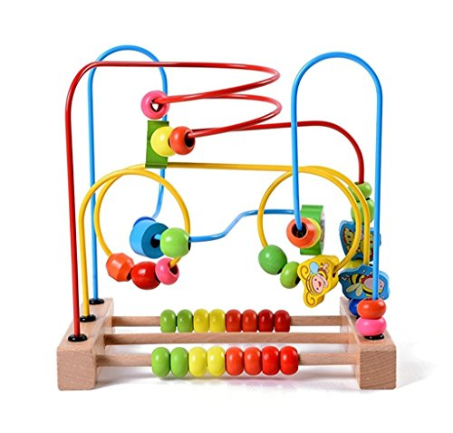 lewo-animal-circle-bead-maze-roller-coaster-kids-educational-toys-for-boys-and-girls
