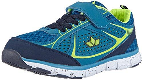 Limão Jovens Sapatos Contra Azul azul De Arco Salão íris Lico Marinho pnaqP