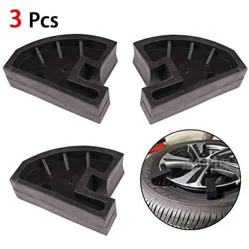 BESTEU 3 Stücke Reifenmontiermaschine Auto Reifenmontiermaschine Wulstklemme Drop Center Rim Werkzeug Für Die Meisten Reifen Anwendung