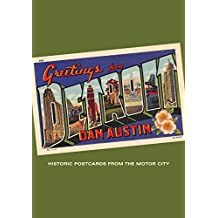 Greetings from Detroit: Historic Postcards from the Motor City (Painted Turtle)