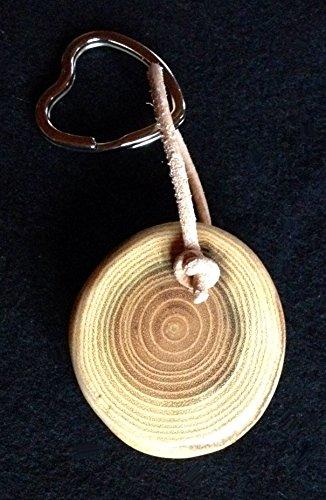 Schlüsselanhänger Akazie - Robinie - Akazie Grün