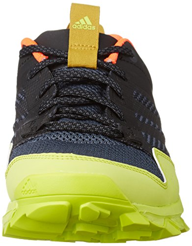 Adidas Kanadia 7 Trail Laufschuhe - AW15 core black/core black/solar yellow