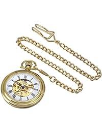 Stührling Original 6053.33333 - Reloj analógico para unisex acero inoxidable, color dorado