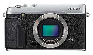 """Fujifilm X-E2S Fotocamera Digitale da 16.3 Megapixel, Sensore X-Trans CMOS II APS-C, Mirino EVF, Schermo LCD 3"""", Ottiche Intercambiabili, Argento"""