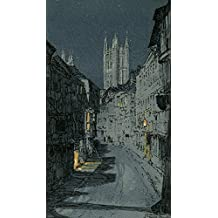 Donald Maxwell – Unknown Kent 1922 Canterbury Angel Tower Kunstdruck (45,72 x 60,96 cm)