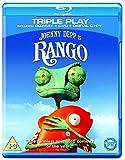 Rango (Triple Play - Blu-ray + DVD + Digital Copy) [2011] [Region Free]