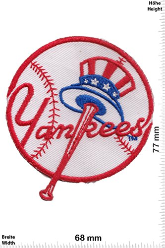 Parches   New York Yankees   Small   USA Major League