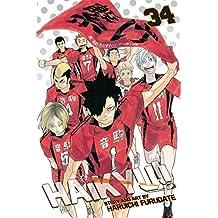 Haikyu!!, Vol. 34