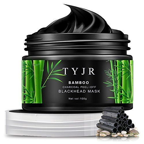 #TYJR Vena Beauty High Density Blackhead Remover Black Mask Cleaner Purifying Deep Cleansing Blackhead Black Mud Face Mask Peel-off 100ml#
