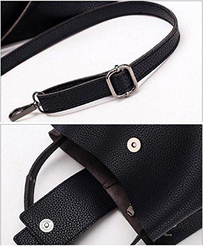 Shoulder Handbag MYLL Modo Delle Signore Della Benna Borsa Diagonale Pacchetto Blue