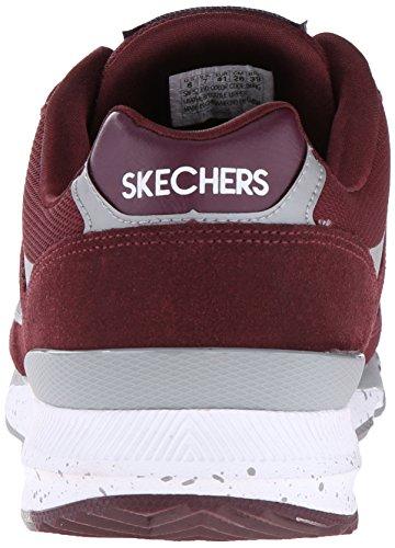 Skechers Og-90, baskets sportives homme Burgundy